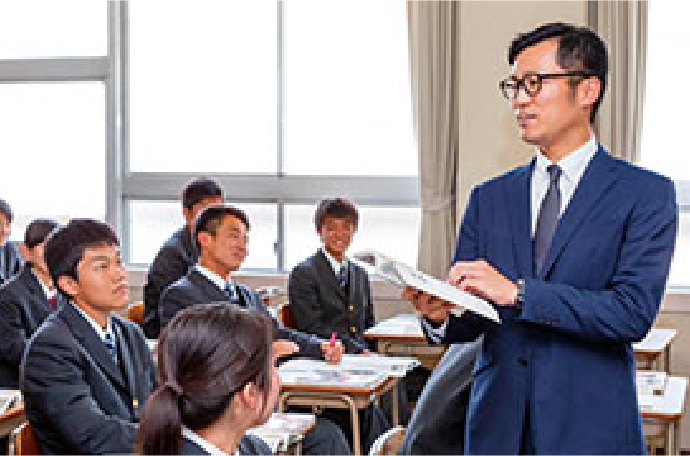 教養進学コース・特徴イメージ01