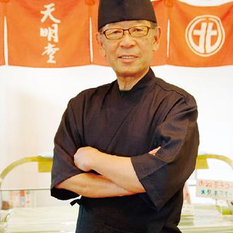パティシエコース講師・北川 和喜先生