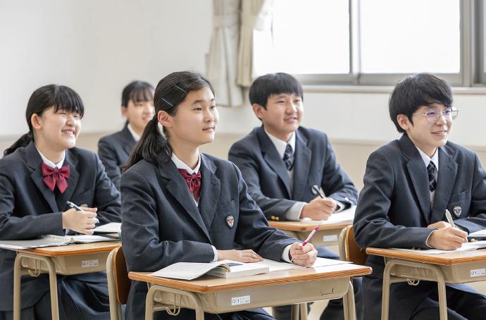 特別進学コース・特徴イメージ01
