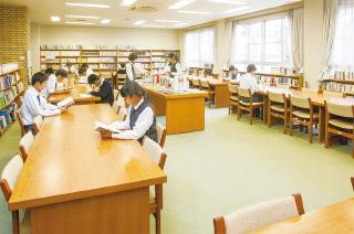 1号館/図書室